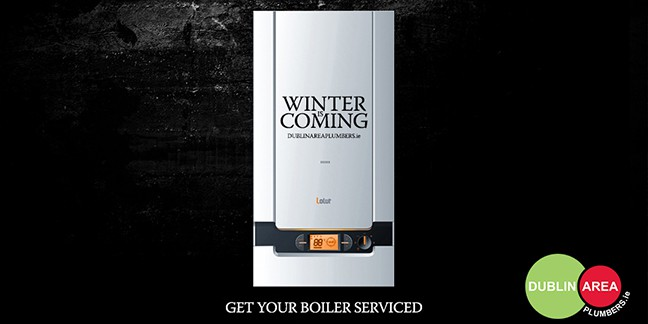 Get Your Boiler Serviced - Dublin Area Plumbers