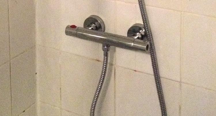 shower valve and riser rail - Dublin Area Plumbers