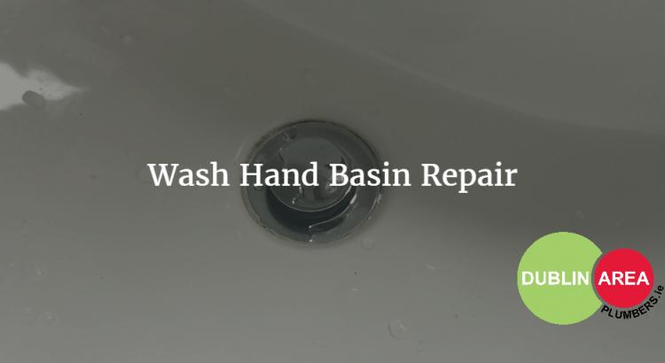 Wash Hand Basin Repair