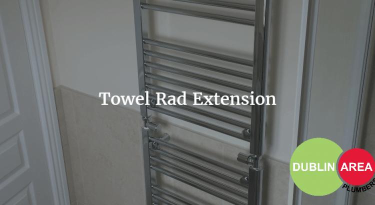 Towel Rad Extension