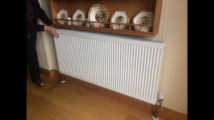 Radiator Replacement - After