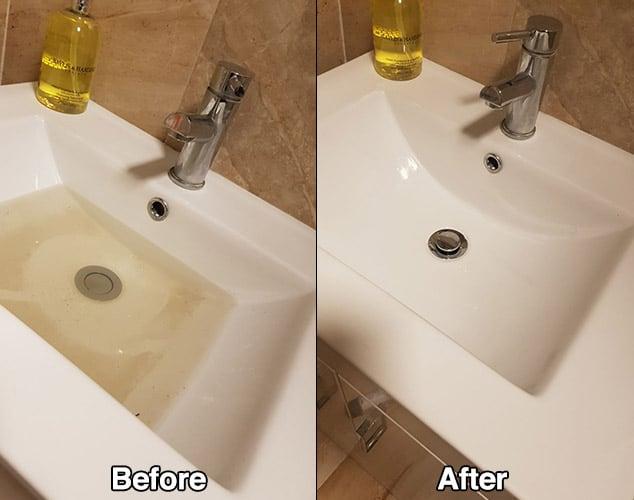 wash hand basin sink