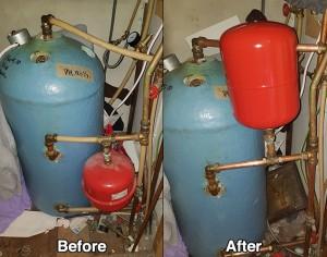 water-cylinder