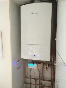 Combi Gas Boiler - Dublin Area Plumbers