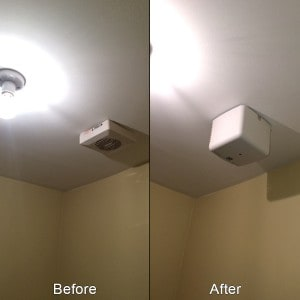 Bathroom ventilation - Dublin Area Plumbers