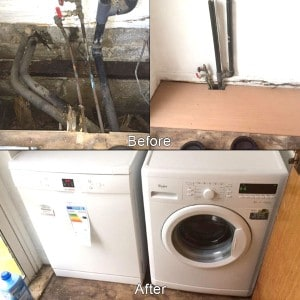 Water Leak - Dublin Area Plumbers