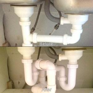 Sink Waste - Dublin Area Plumbers