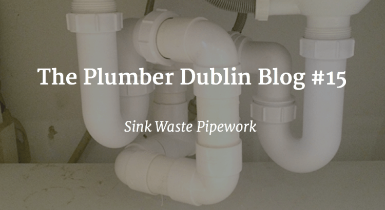 Sink Waste Pipework Featured Image