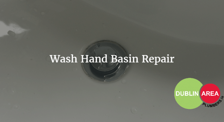 Wash Hand Basin Repair
