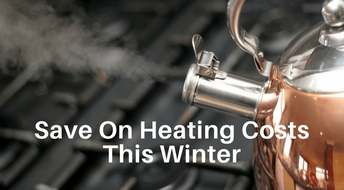 SaveSave On Heating Costs This Winter